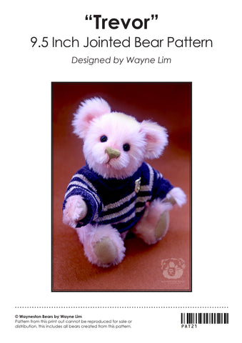 Trevor E-Pattern by Wayneston Bears