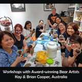 Horion Dragon Workshop by Cooper Bears (2-Day Special Workshop)