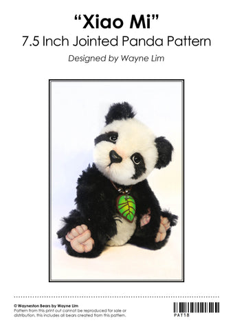 Xiao Mi E-Pattern by Wayneston Bears