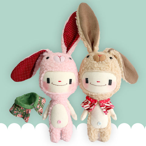 Bunny Doll Workshop by Pandaeyes (1-Day Special Workshop)