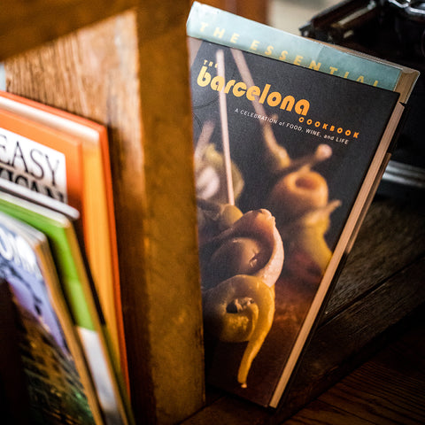 The Barcelona Cookbook