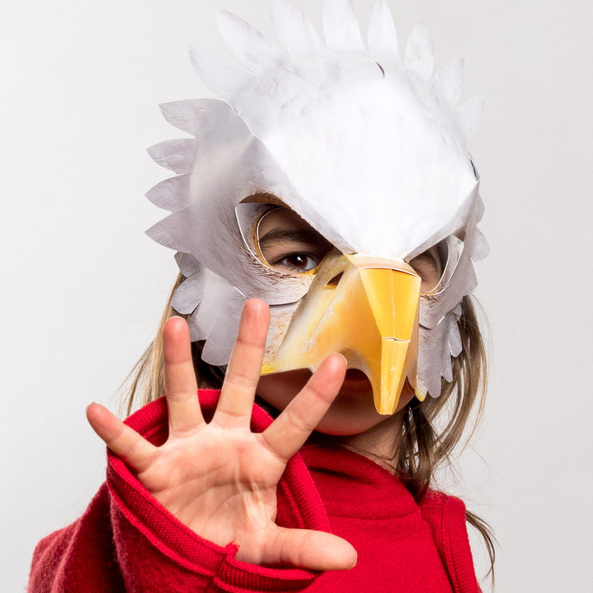 Mask Bald Eagle – Defender