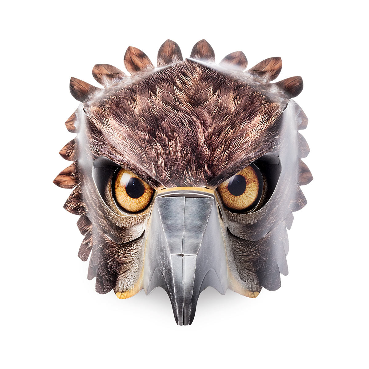 Mask Golden Eagle – Half mask front view