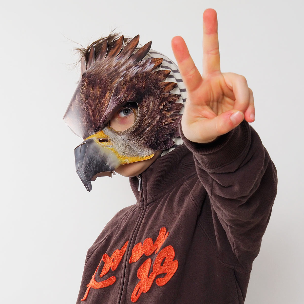 Mask Golden Eagle – How do eagles great?