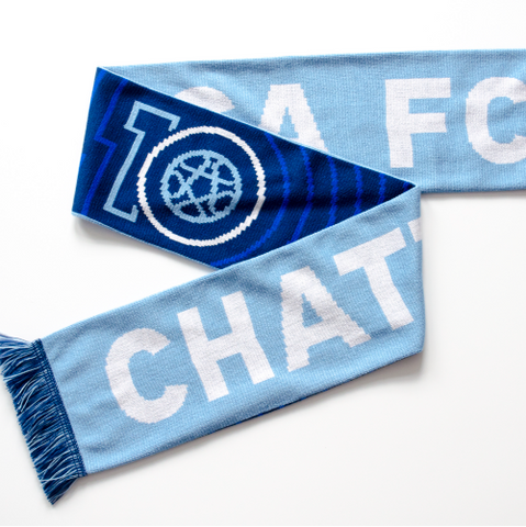 2018 Supporters Secondary Scarf