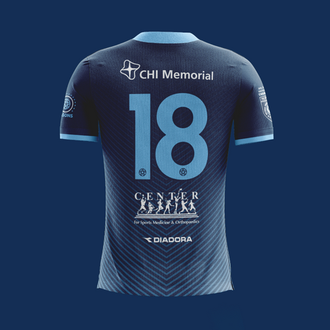 5999abe9a 2018 Home Jersey (2XL Only) – The Shop at Chattanooga FC