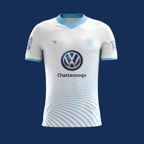 36b858fce 2018 Away Jersey (2XL Only) – The Shop at Chattanooga FC