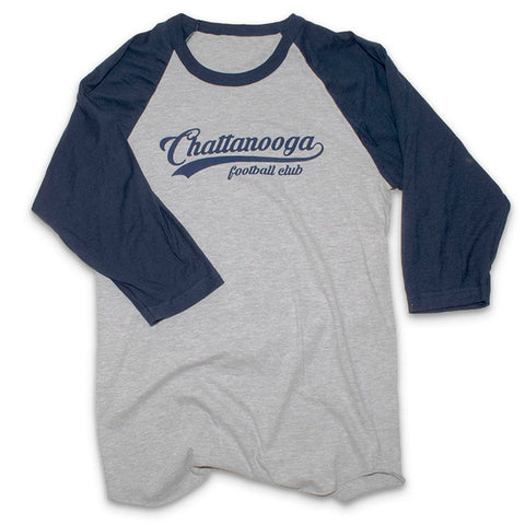 "3/4 Sleeve ""Baseball"" (Navy)"