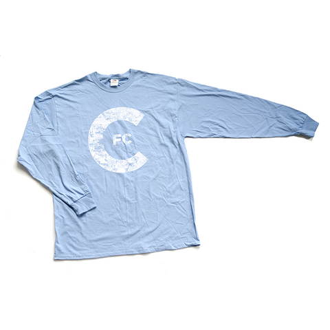 Big C Long-Sleeved T-shirt