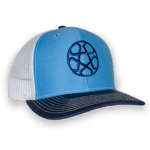 Cap-Star Ball (Sky/Navy)