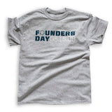 Founder's Day T-shirt (Sport Grey)