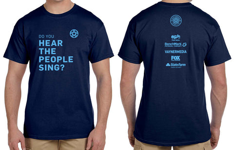 Do You Hear The People Sing T-Shirt