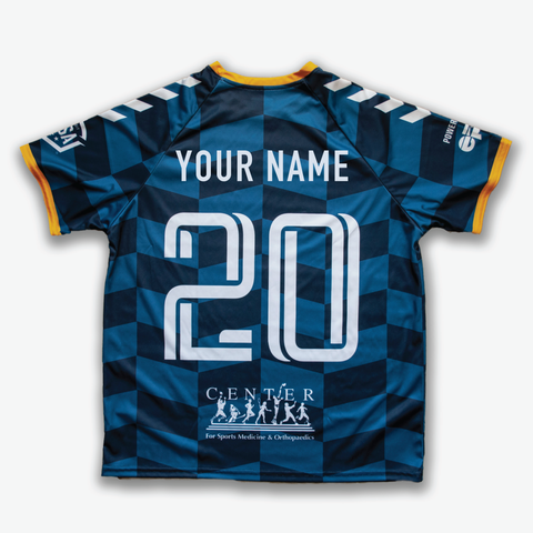 2020 Home Jersey + Personalization