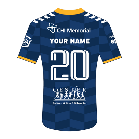 2020 Jersey Personalization Fee - Season Pass Holders Only