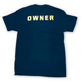 "Owner ""For The Love of the Game"" T-Shirt (Navy)"