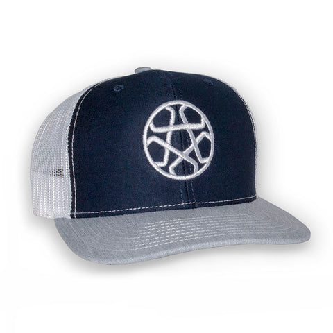 Cap-Star Ball (Navy/White)
