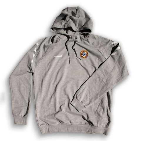 Owner Cotton Hoodie (Gray)
