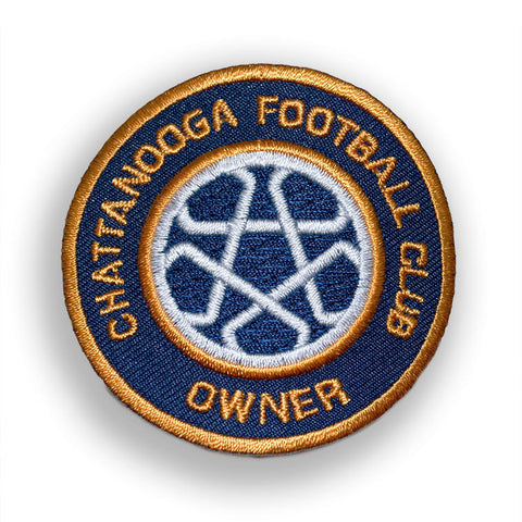 Owner Patch - Crest
