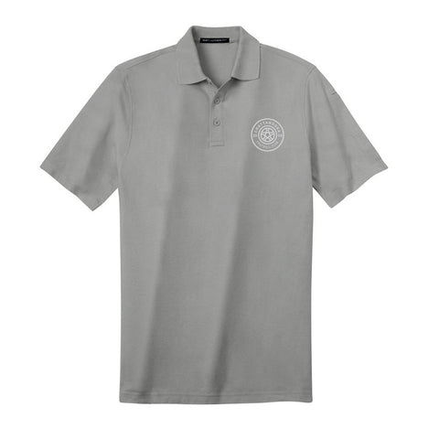 Polo Shirt (Light Grey)