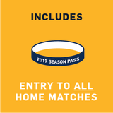 2017 Season Pass — Gold Level