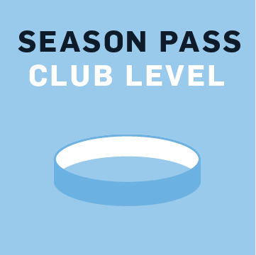 2017 Season Pass — Club Level