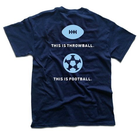 This is Throwball T-Shirt