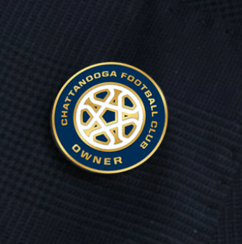 Owner Lapel Pin