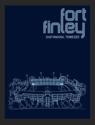 Fort Finley Poster