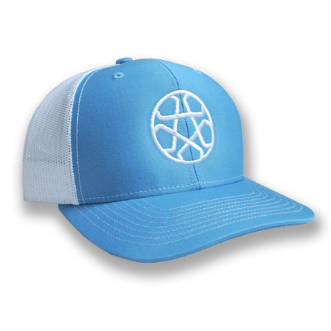 Cap-Star Ball (Sky/White) Alt