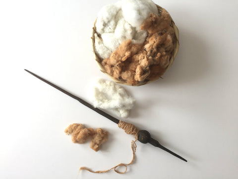 brown-cotton-boll-antigue-spindle