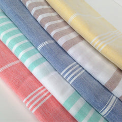 Fair Trade Fouta Towels