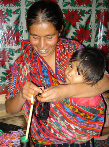 Mother and Child Guatemala