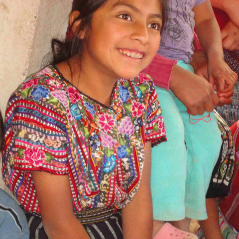 Helping impoverished children attend school in Guatemala