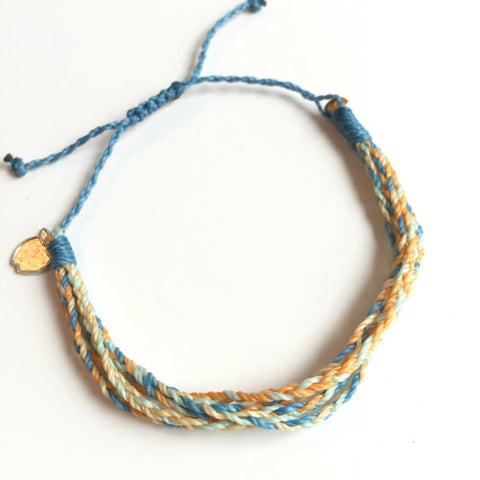 ethical,boho beach bracelet