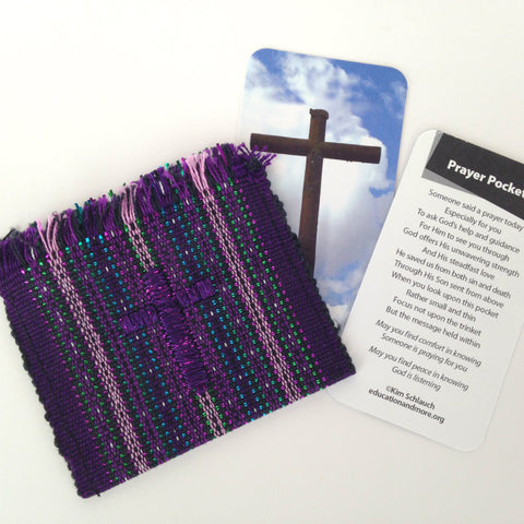 Fair Trade Christian Prayer Partner Gift