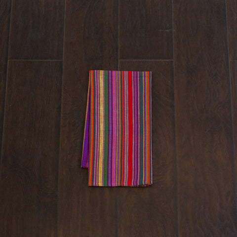 Bright, Multi Color Kitchen Towels, Ethically Sourced, Set 2