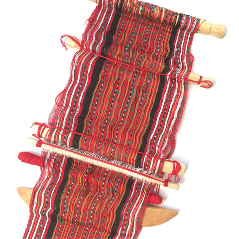 Mayan Backstrap Weaving Loom Wall Decor