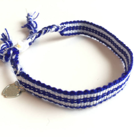 Sports Team Friendship Bracelet, Fair Trade