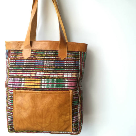 Urban Tote Purse, Ethically Sourced and Fair Trade