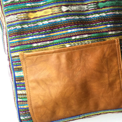 Ethically sourced Upcycled Purse
