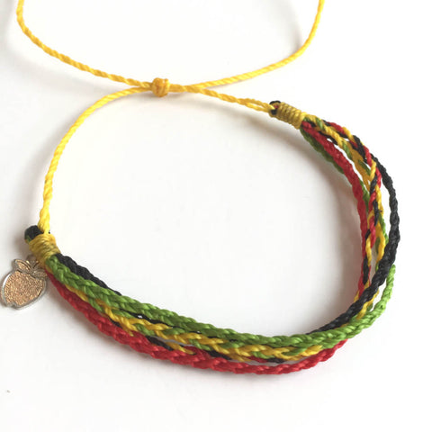 Ethical Bohemium Beach Bracelet, Fair Trade
