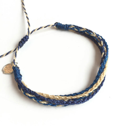 Bohemium Friendship Bracelet, Ethical Accessories