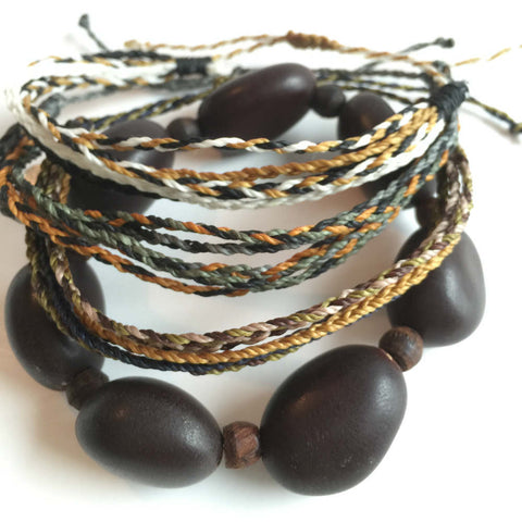 Ethical Fundraising Friendship Bracelets