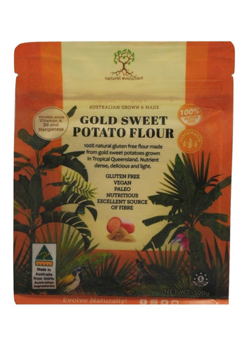 Natural Evolution Gold Sweet Potato Flour (300g)