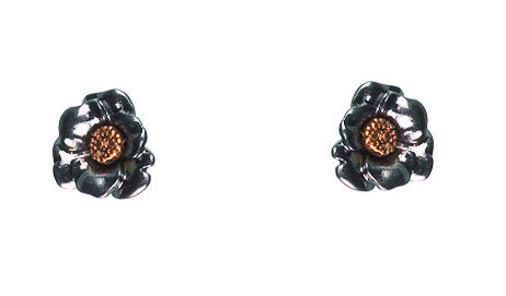 Small Flower Studs - Fifth Corner & BlueBird
