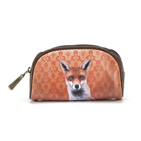 Fox Oval Wash Bag