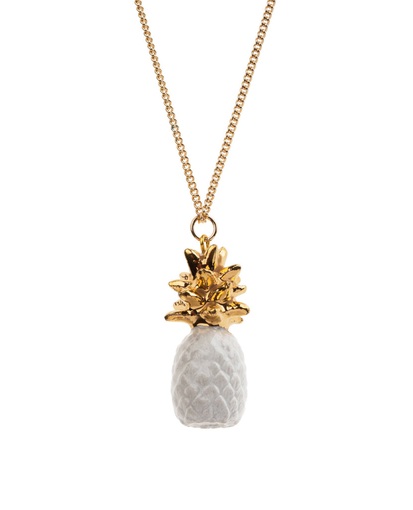 Pineapple Necklace - Fifth Corner & BlueBird