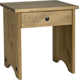 Rustic Dressing Table Stool - Furniture - Fifth Corner & BlueBird - 1