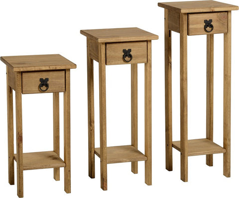 Rustic Plant Stands - Furniture