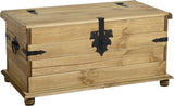 Rustic Single Storage Chest - Furniture - Fifth Corner & BlueBird - 1